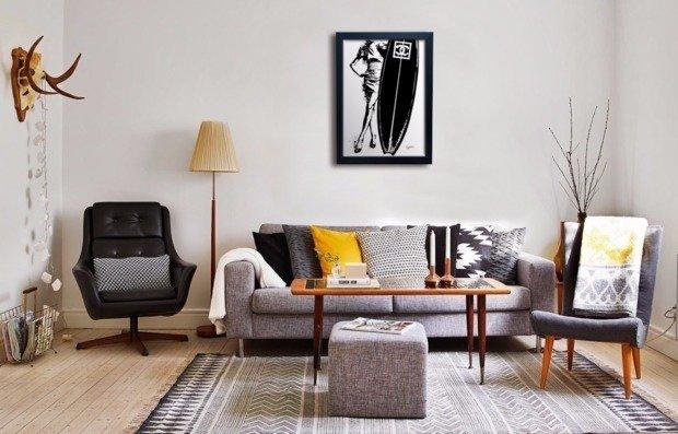 Как обустроить маленькую квартирустудию  фото советы по