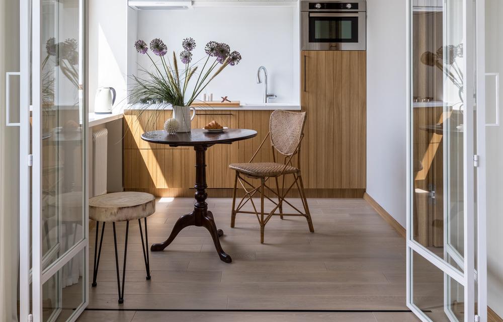 В тренде: оформляем квартиру в экостиле