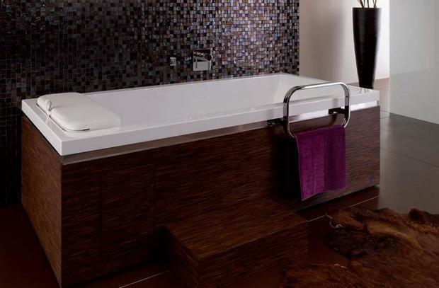 Как лучше сделать экран для ванной