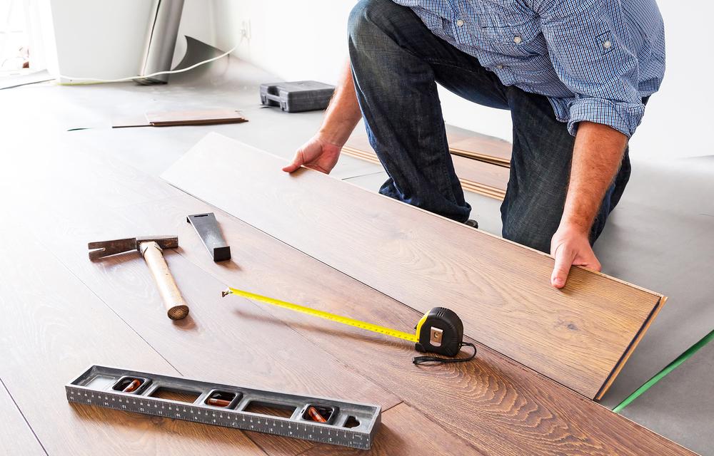 Ремонт деревянных полов в квартире своими руками