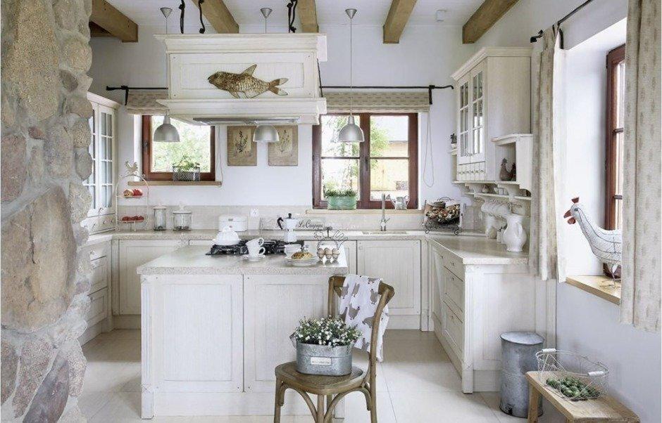 Как создать атмосферу французского прованса у себя дома?
