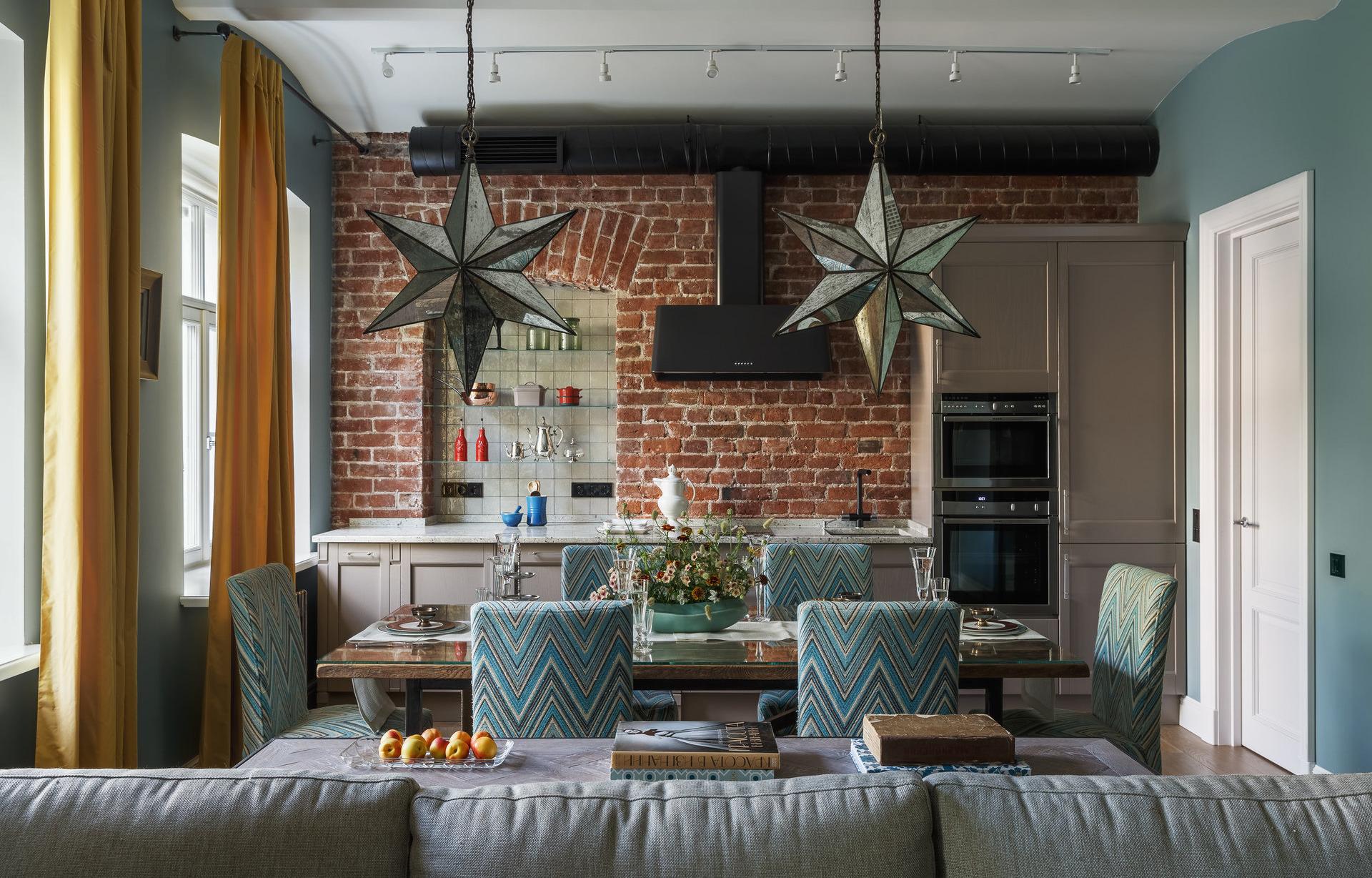 Как оформить кухню-гостиную как с обложки: советы + мебель и декор
