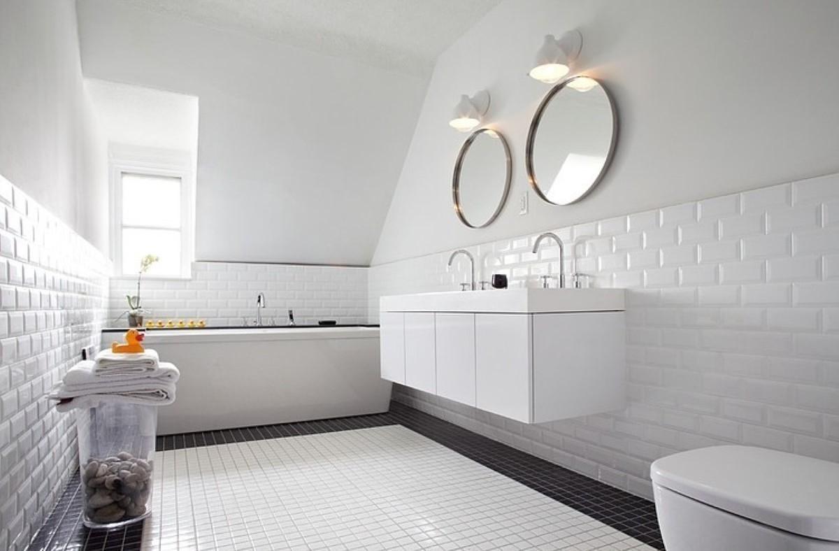 белая ванная комната 7 советов как создать идеальный интерьер