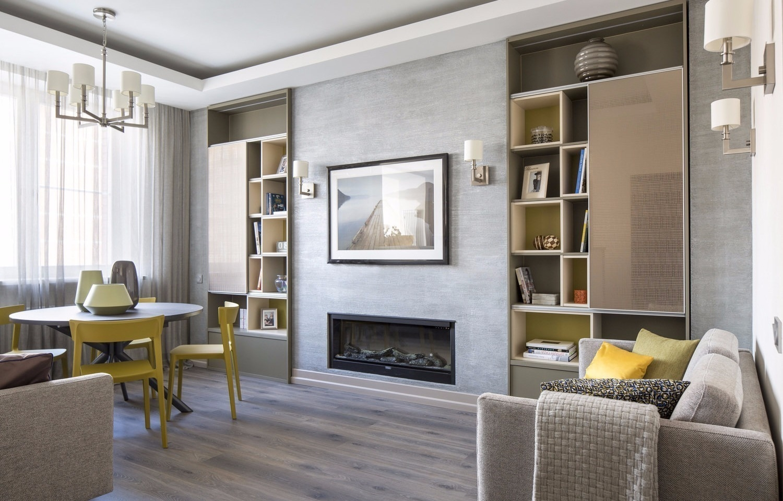 Стенка в гостиную 79 фото выбираем красивые мебельные варианты из гипсокартона и встроенные модели с комодом для зала