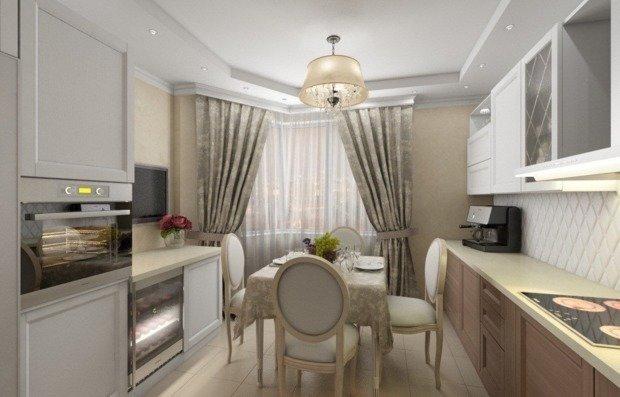 Кухня в т 44 планировка