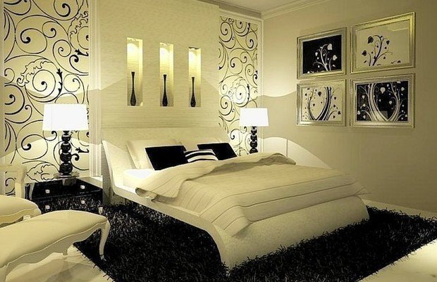 Дизайн небольшая спальня