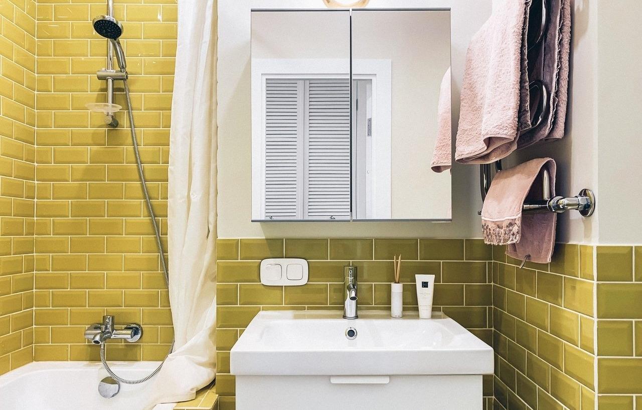 Планировка ванной и туалета в частном доме