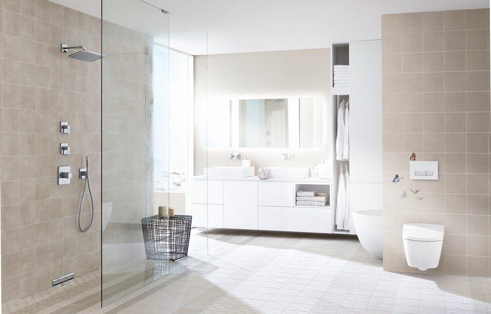Как обустроить большую ванную комнату: 9 полезных рекомендаций — INMYROOM
