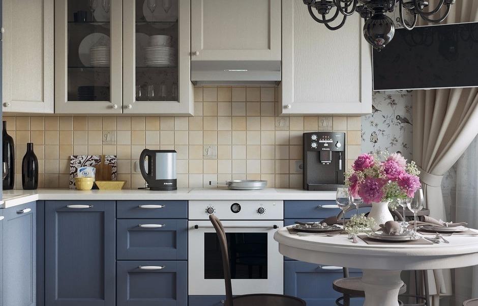 Как оформить кухню в квартире