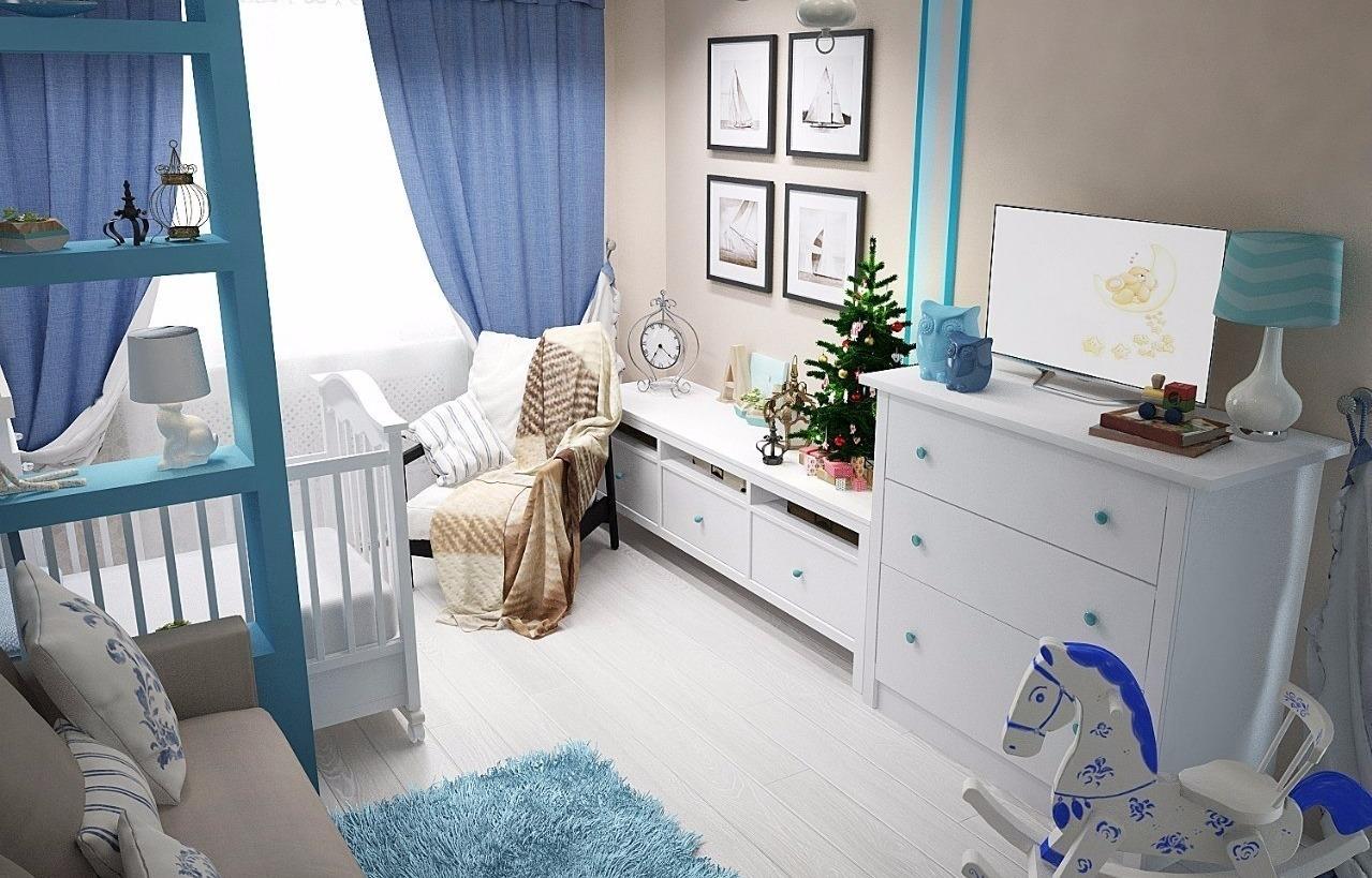 Комната для мальчика самые популярные варианты дизайна