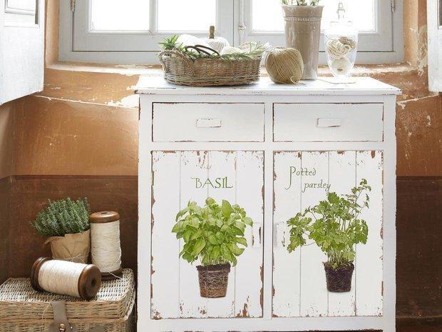 Как обновить мебельную стенку своими руками? Фото, видео 529