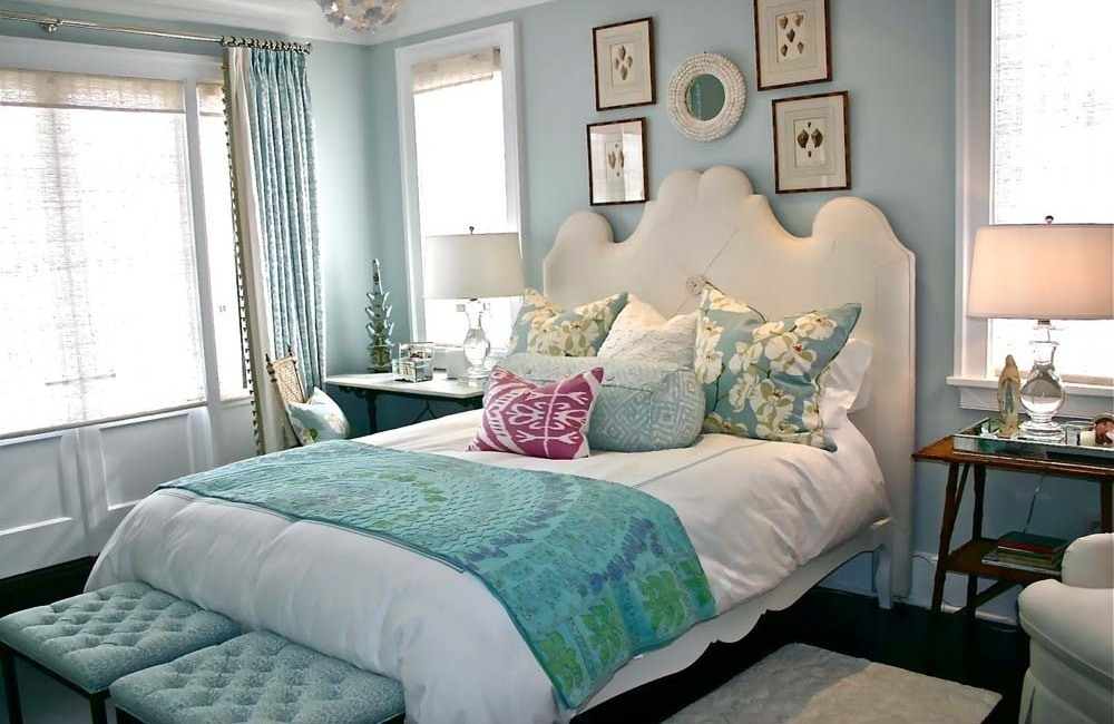 Как визуально увеличить площадь маленькой спальни: 8 лайфхаков — INMYROOM