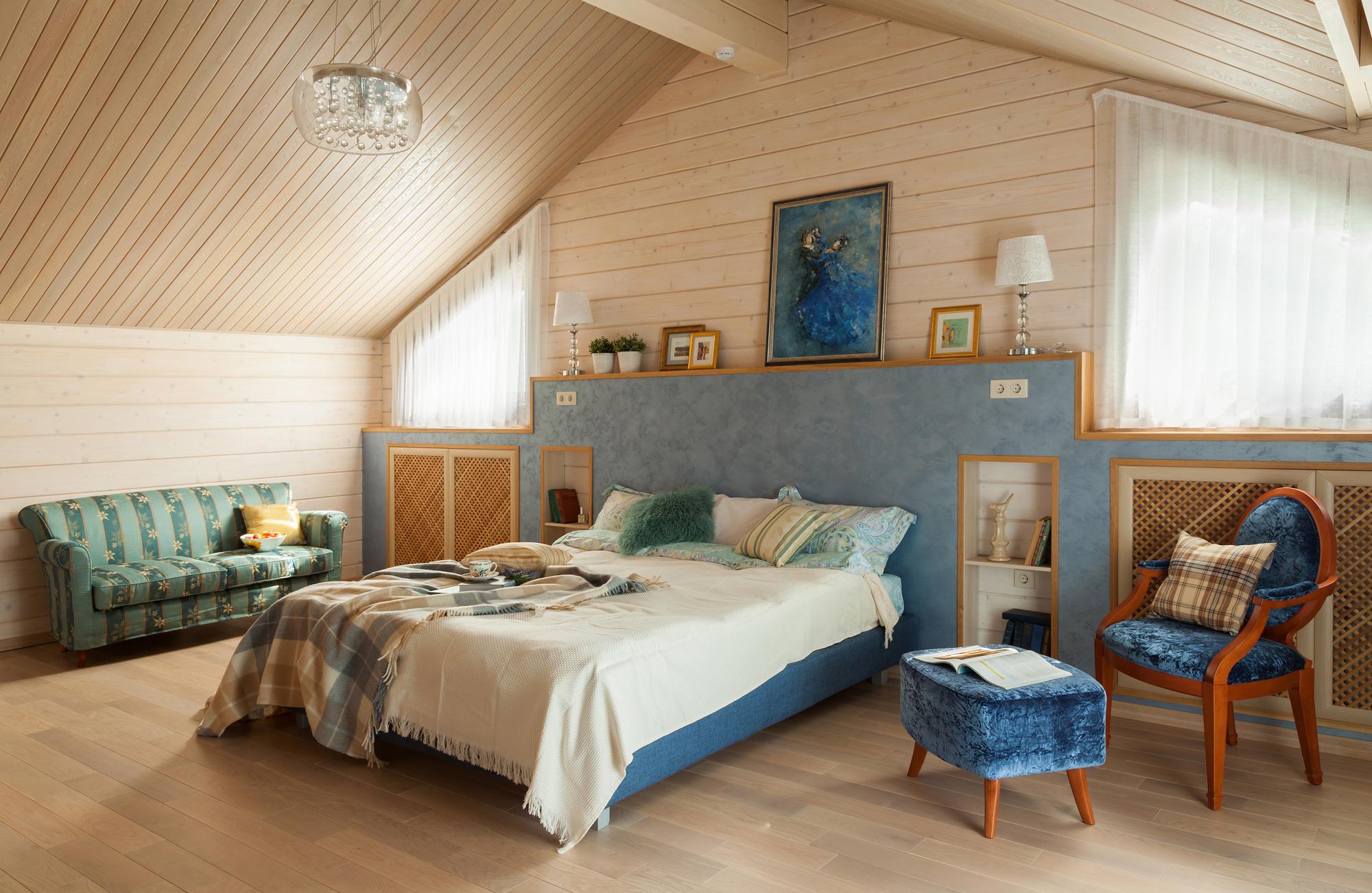 Диван в детской комнате: гид по выбору спальных и гостевых диванов (40 фото)