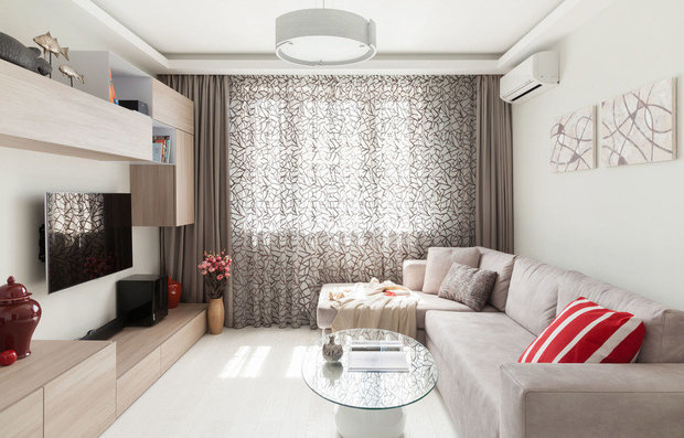 Идеи ремонта квартиры 17 фото «до и после»