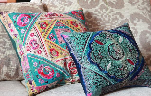 Подушки на диван своими руками выкройки