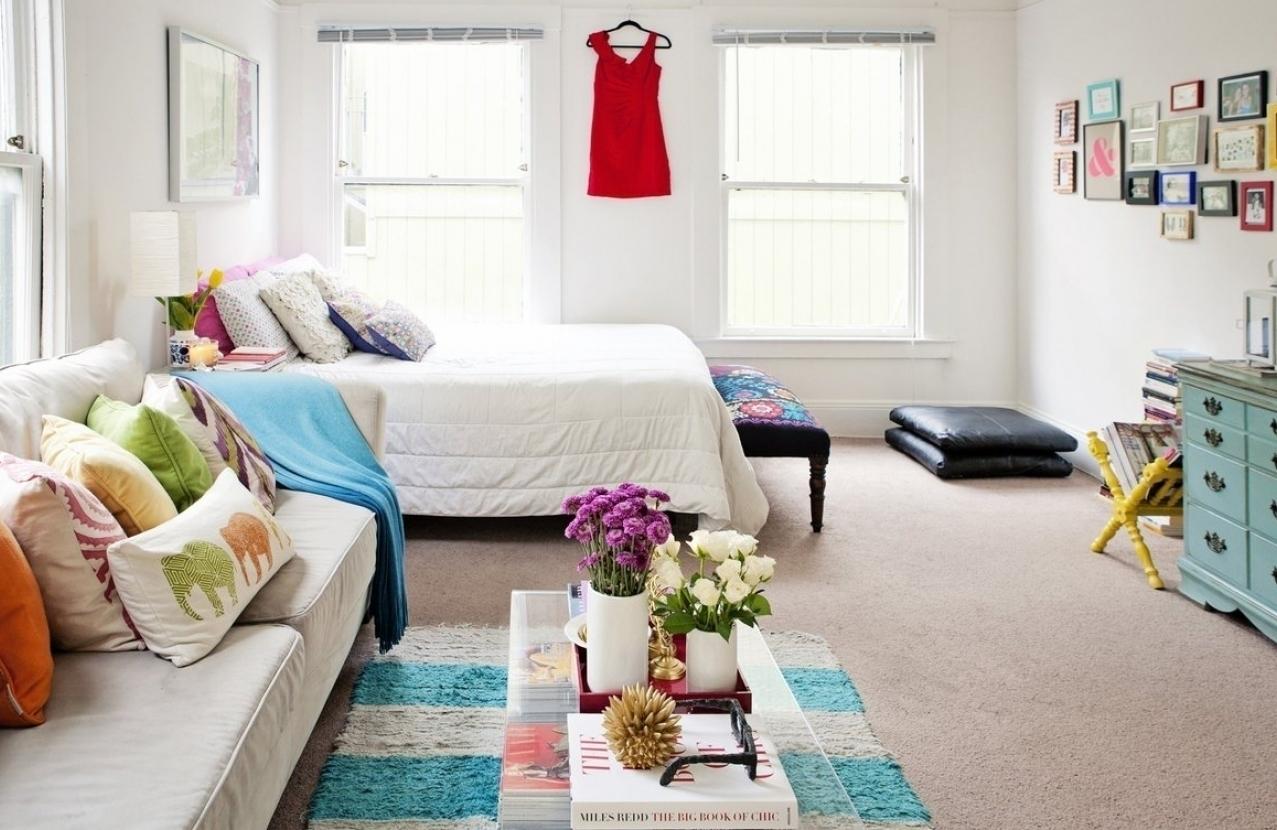 Как разделить одну комнату на две законно и красиво