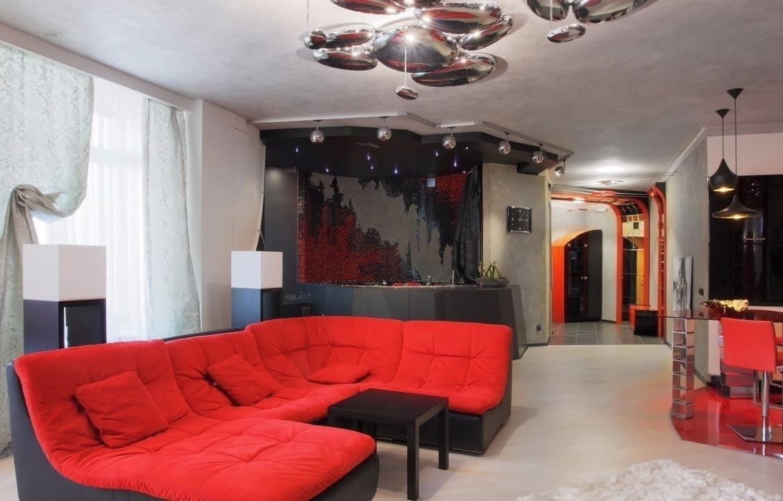 Дома в стиле хай-тек современное и удобное пространство