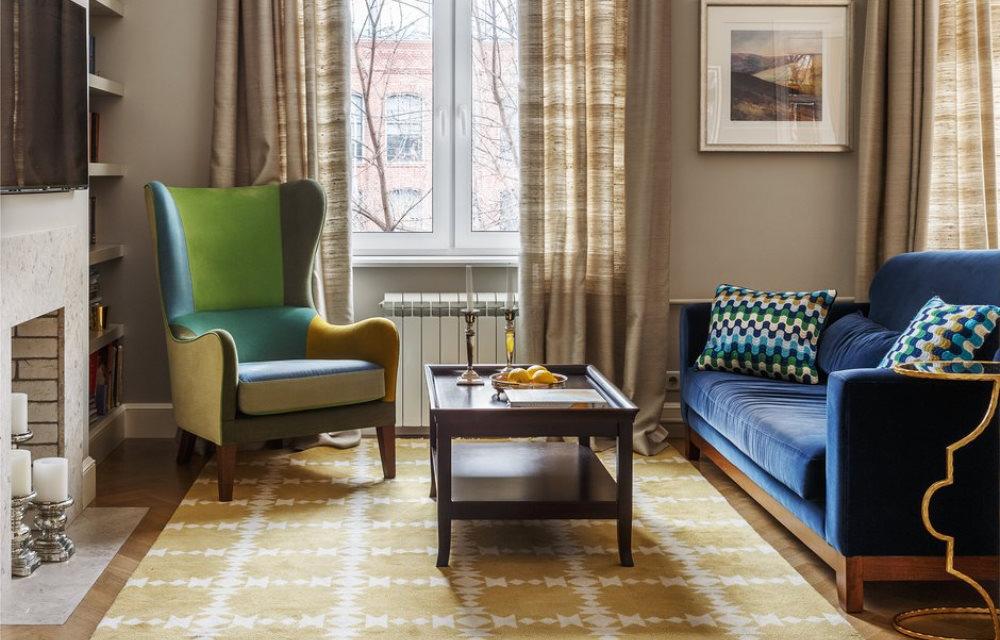 Мебель, декор, советы: оформляем гостиную как с обложки