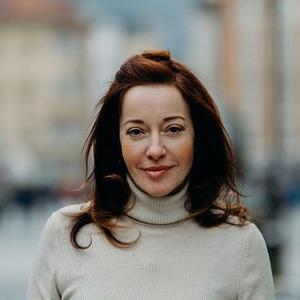 Архитектор Наталия Суслина