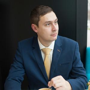 Архитектор Евгений Курганов